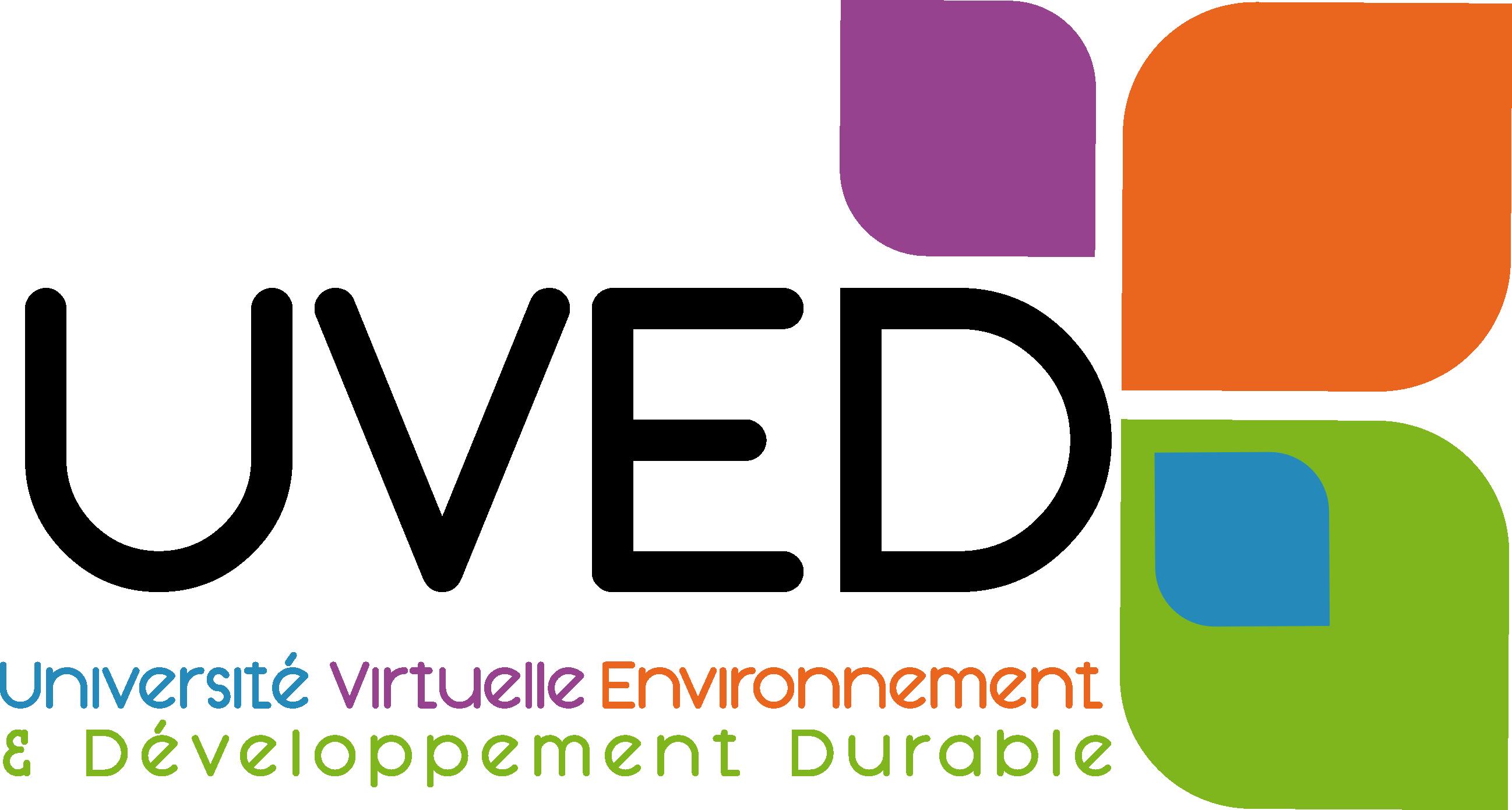 Logo UVED
