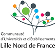 Logo ComUE Lille Nord de France