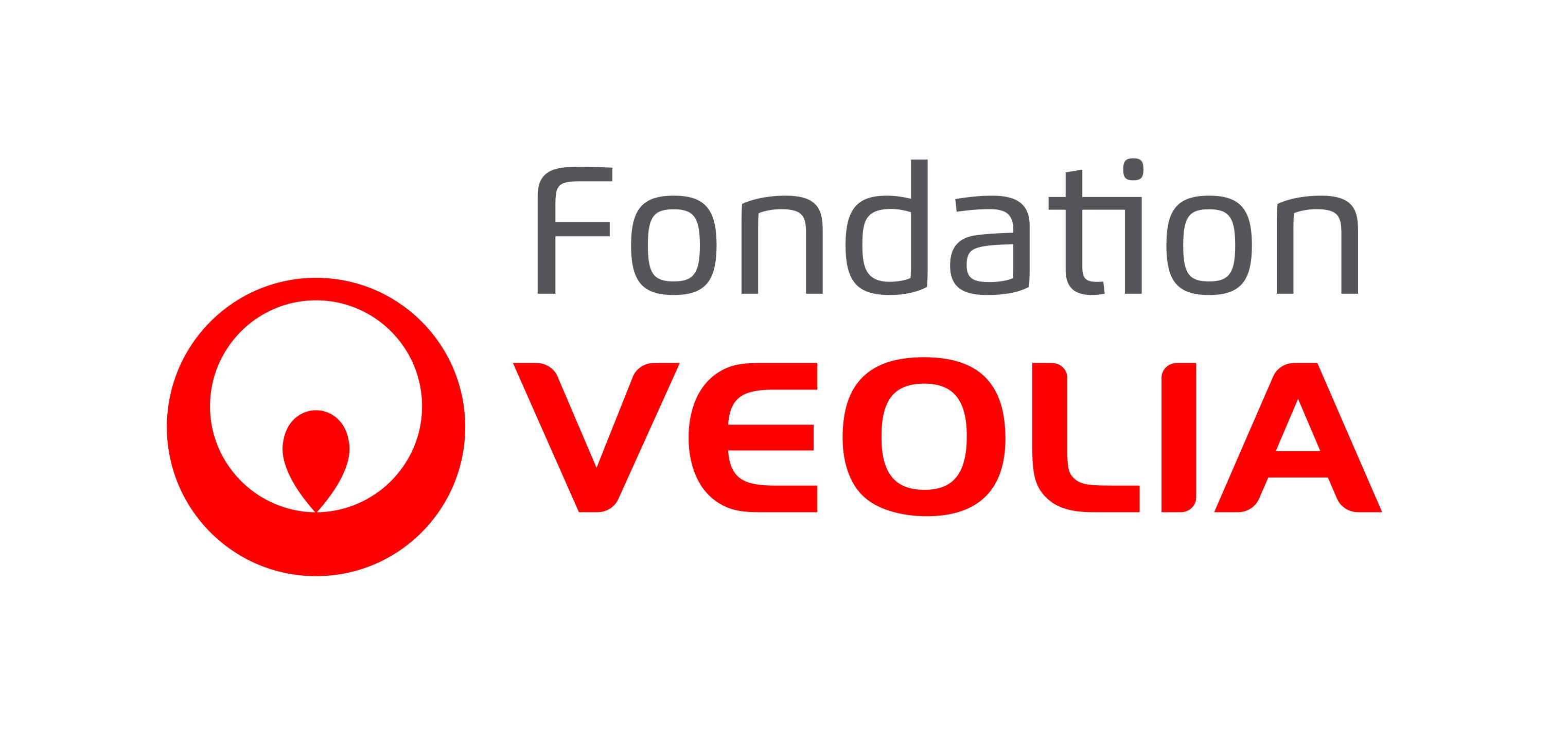 Logo de la Fondation Veolia