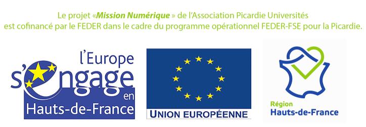 L'europe s'engage en Haut-de-France | Union Européenne | Région Hauts-de-France