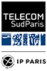 Logo Telecom Sud Paris