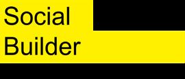 Logo Social Builder - Mixité et numérique