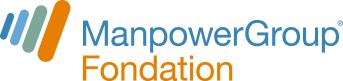 Logo ManpowerGroup Fondation